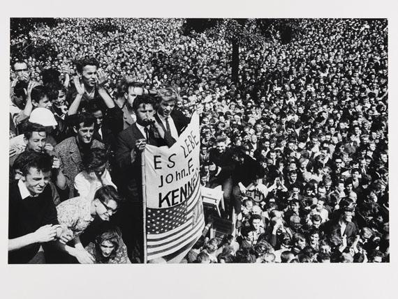 Guido Mangold - Besuch von John F. Kennedy in Berlin 26.6.63