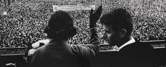 Guido Mangold - Robert Kennedy in Berlin