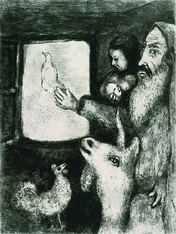 Marc Chagall - Bible