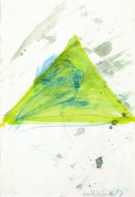 Walter Dahn - Pyramide