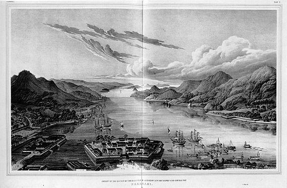 Philipp Franz von Siebold - Nippon. Archiv zur Beschreibung von Japan.
