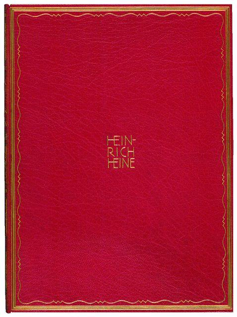 Heinrich Heine - Bäder von Lucca. Illustr. Philipp. 1921.