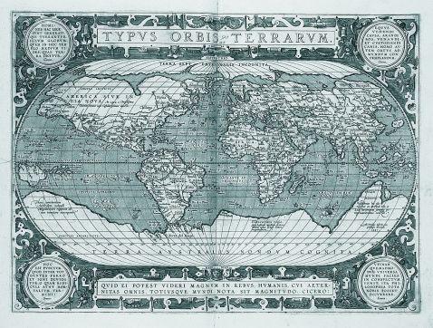 Abraham Ortelius - Theatrum orbis terrarum. 1603.