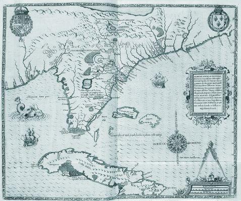 Theodor de Bry - America. 1593ff.