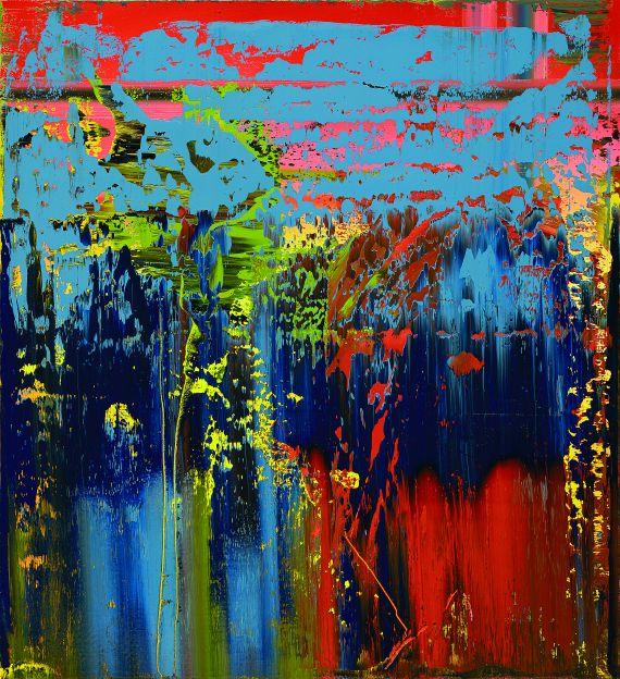 Richter - Abstraktes Bild