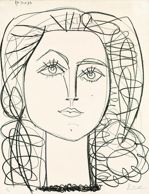 Picasso - Françoise