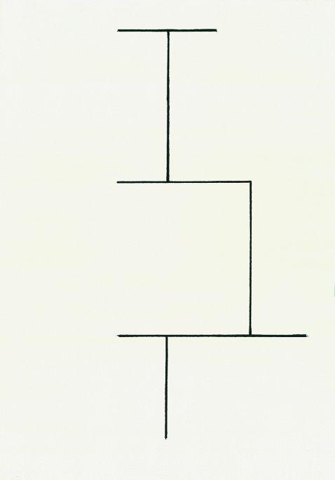 Blinky Palermo - Mappe zur Wandmalerei. Hamburger Kunstverein (1973)