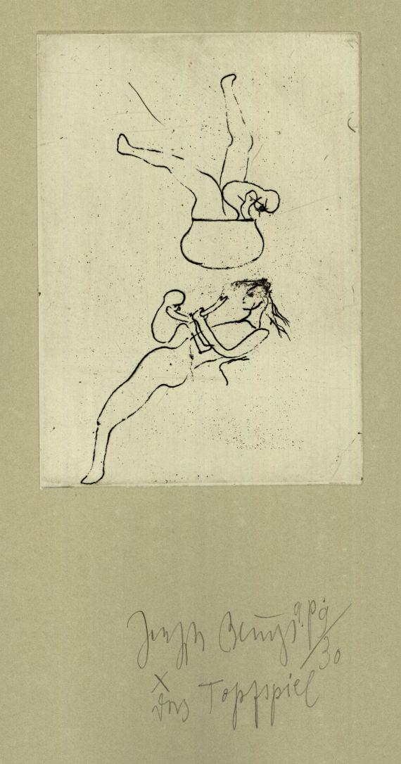 Joseph Beuys - Topfspiel