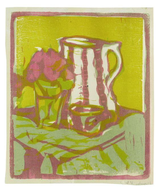 Ernst Ludwig Kirchner - Stilleben