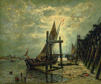 Friedrich Ernst Morgenstern - Nieupoort