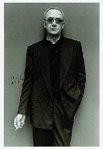 Dieter Schwerdtle - Porträt Gerhard Richter