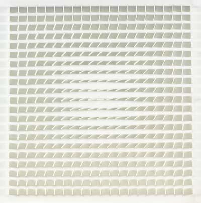 Hartmut Böhm - Quadratrelief XVII