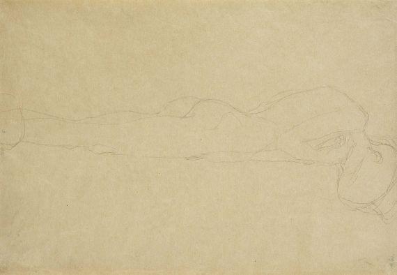 Gustav Klimt - Verbrecherin