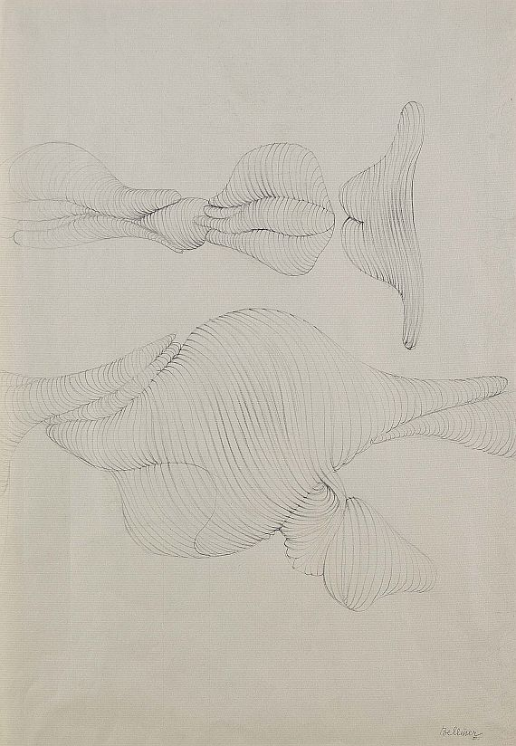 Hans Bellmer - Komposition