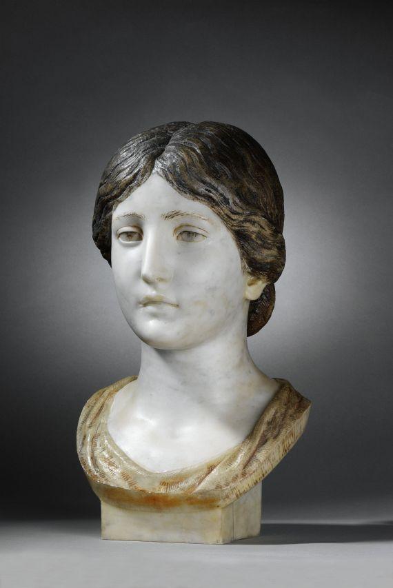 Arthur Volkmann - Bildnis einer jungen Frau