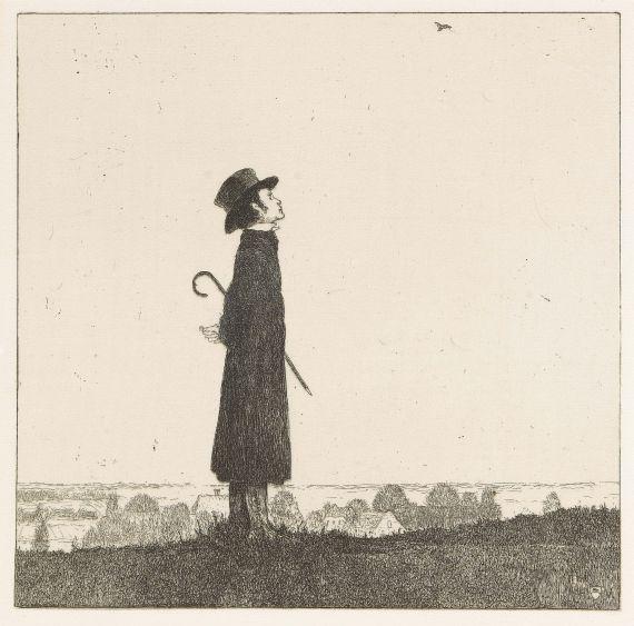 Heinrich Vogeler - An den Frühling