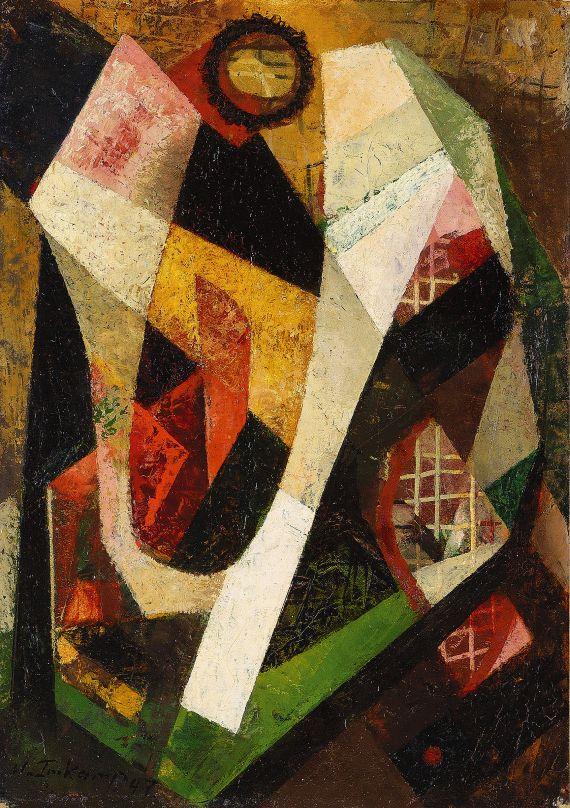 Wilhelm Imkamp - Kleine Komposition