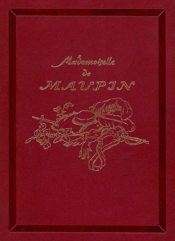 Théophile Gautier - Mademoiselle de Maupin