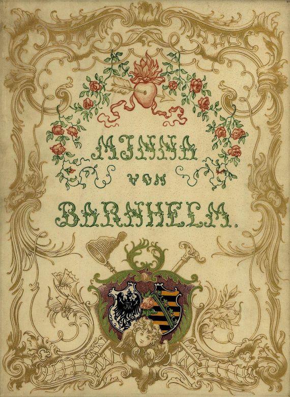 Gotthold Ephraim Lessing - Minna von Barnheim
