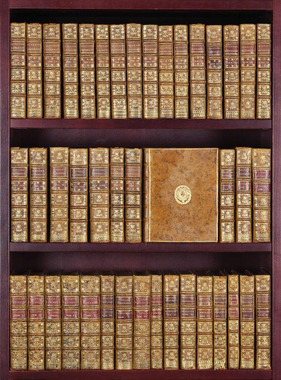 Georges Louis Leclerc comte de Buffon - Histoire naturelle. 1749-1804.