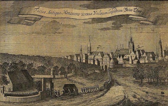 Christian Ulrich Grupen - Origines et antiquitates Hanoverenses