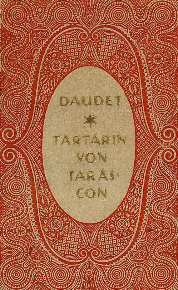 Alphonse Daudet - Tartarin von Tarascon