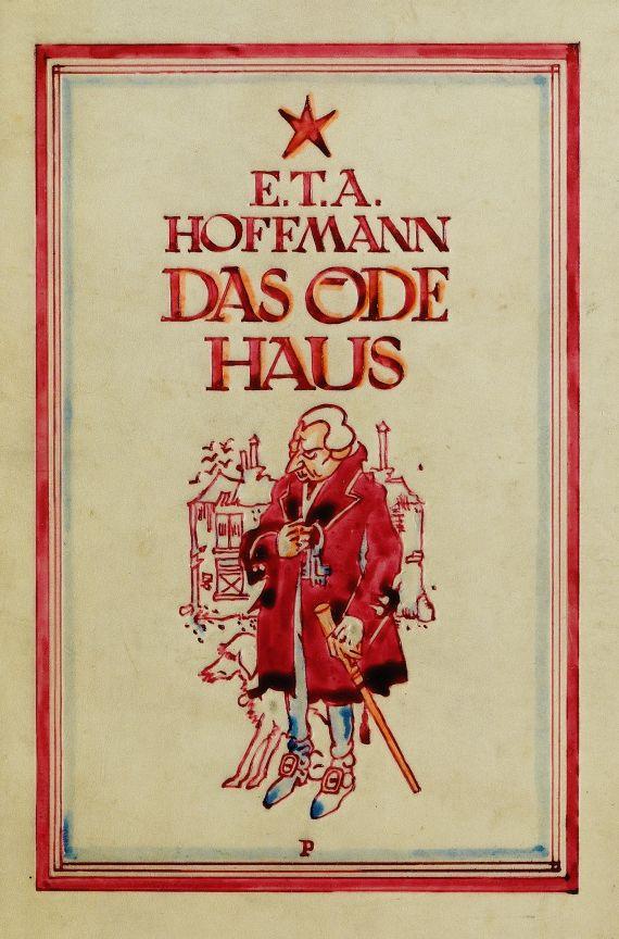 Ernst Theodor Amadeus Hoffmann - Das öde Haus