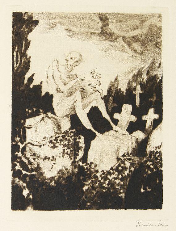 Heinrich Heine - Gespenstische Balladen