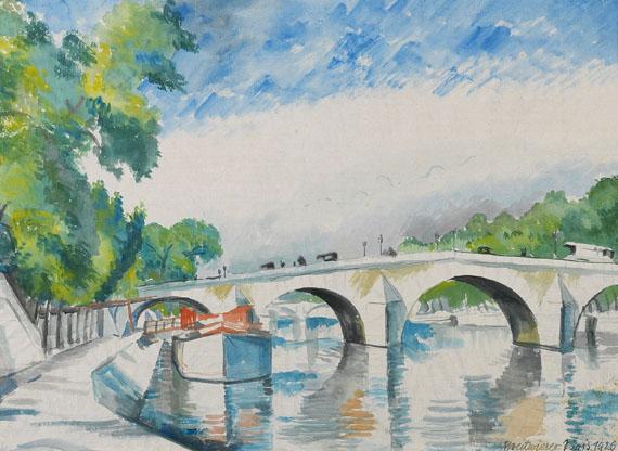 Georg Breitwieser - Seinebrücke