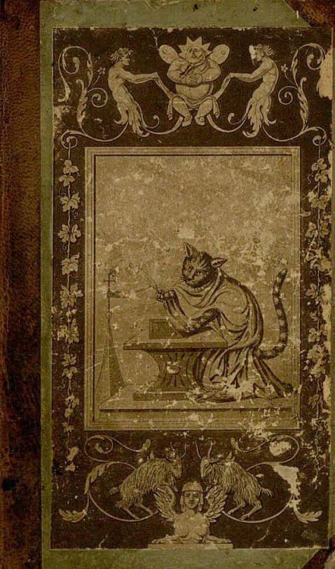 Ernst Theodor Amadeus Hoffmann - Kater Murr, 2 Bde. 1820-1822