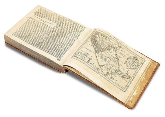 Gerard Mercator - Atlas minor. 1631.