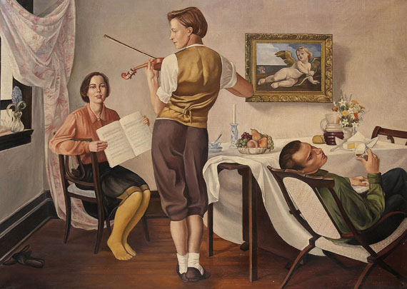 Gregorio Sciltian - Musikstunde