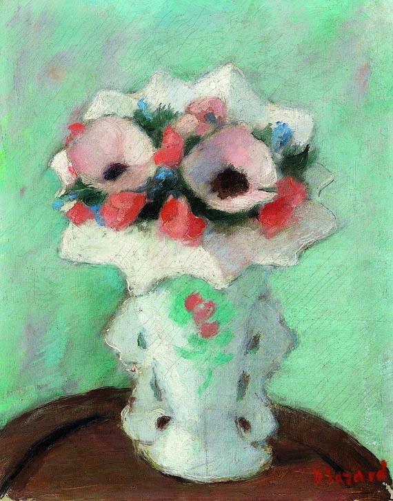 Dietz Edzard - Vase de Fleurs