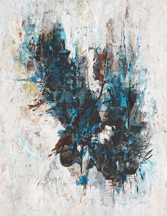Hoehme - Pr. blaues Duett
