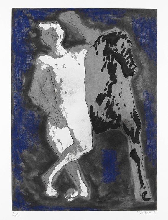 Omaggio a Michelangelo - Omagio a Michelangelo, 13 Bll. 1975.