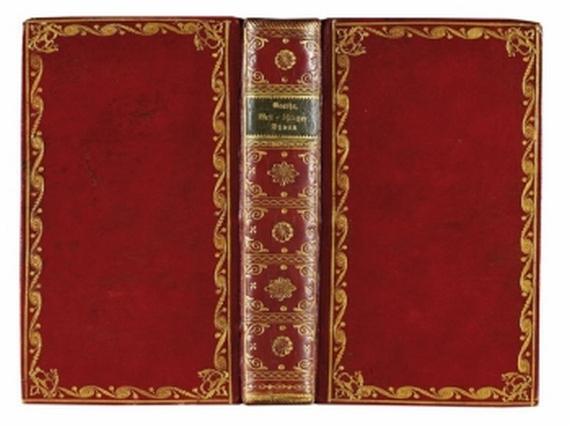 Johann Wolfgang von Goethe - West-östlicher Diwan. 1819.