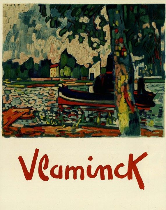 Maurice de Vlaminck - Mac Orlan, P., Vlaminck (dt. Ausg.). 1958.