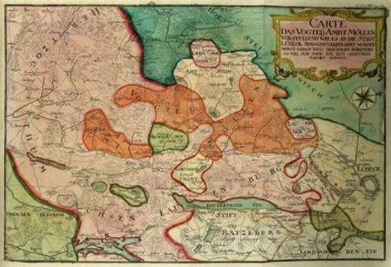 Meiern, J. G. von - Gründliche Nachricht ... Möllen. 1740.