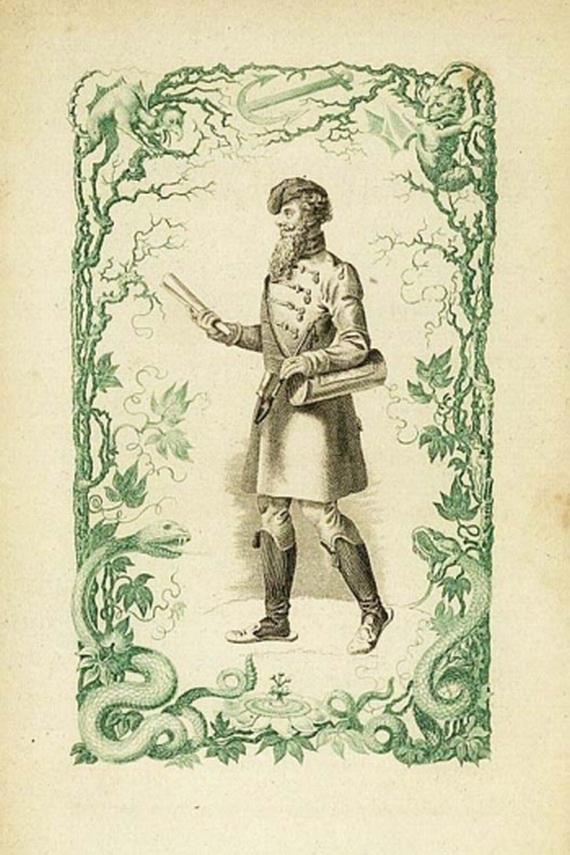 A. de Chamisso - Pierre Schlémihl. 1837