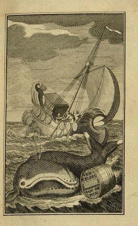Jonathan Swift - Vertelsel van de ton. 1735