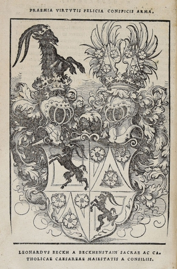 Conrad Gesner - Bibliotheca. 1545