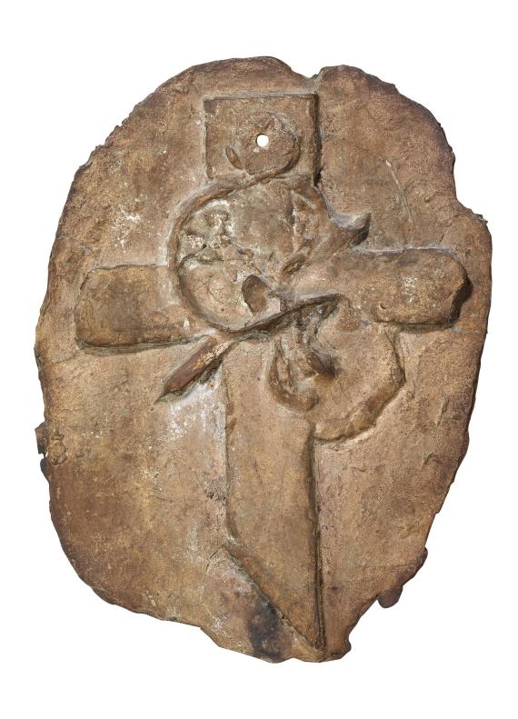 Joseph Beuys - Pflockkreuz