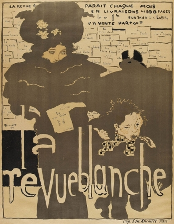 Pierre Bonnard - Plakat: La Revue blanche