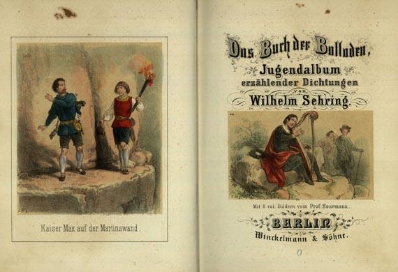 Theodor Hosemann - Konvolut. 12 Werke. 1900