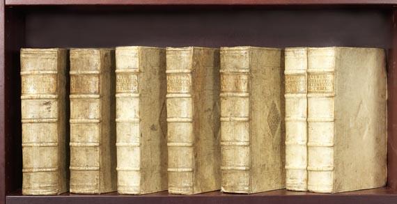 Martin Luther - Deutsche Bücher und Schriften. 1661. 7 Bde.
