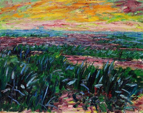 Nolde - Landschaft