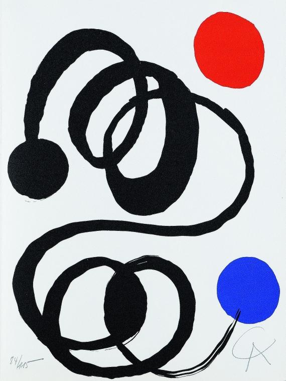 Mappenwerk - Jean Cassou: Vingt-deux poèmes