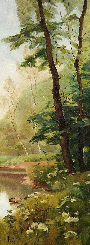 Karl Hagemeister - Märkische Landschaft