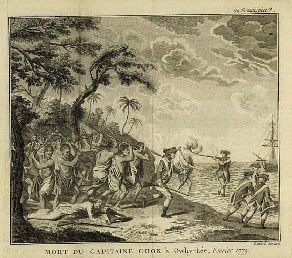 James Cook - Troisième Voyage de Cook. 1782