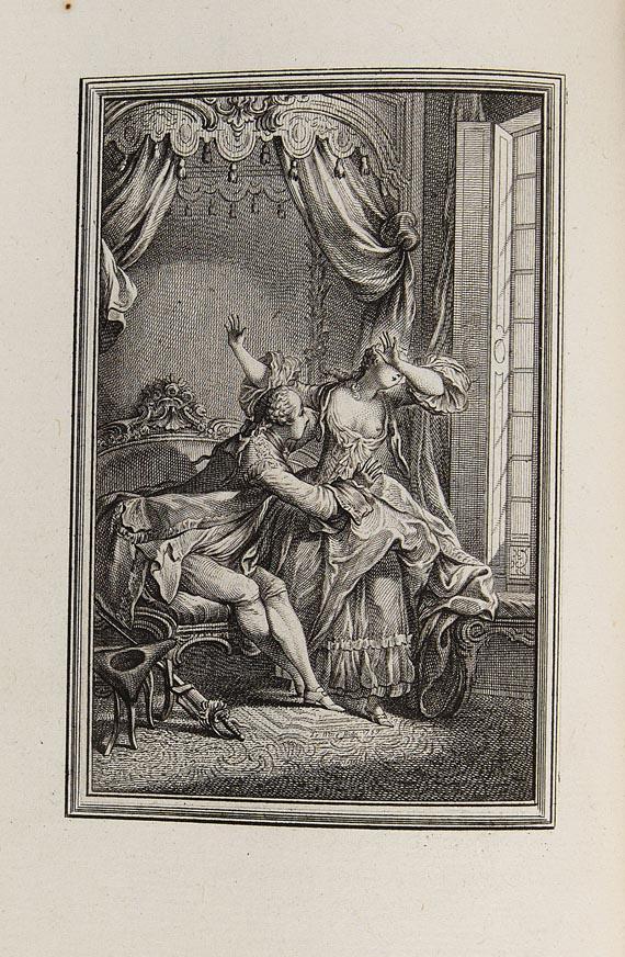 Jean de La Fontaine - Contes et Nouvelles, 2 Bde. 1762